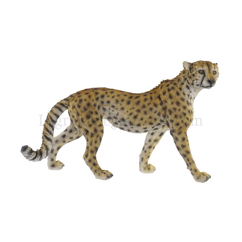"Figura Leopardo ""realista"""