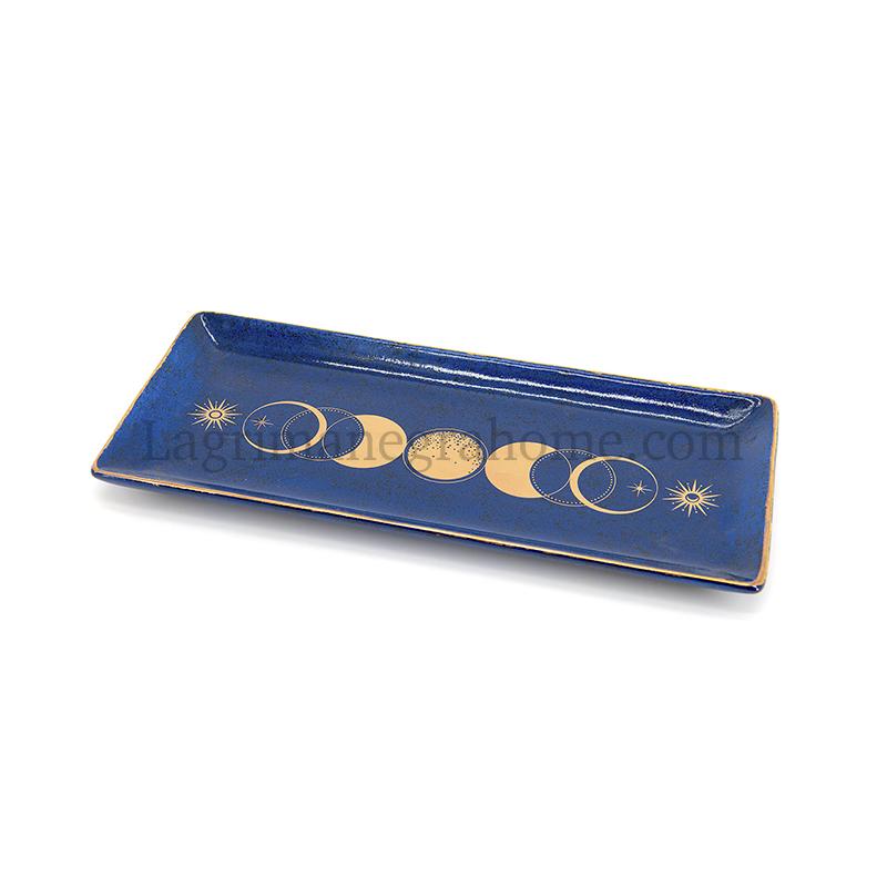 Bandeja lunas cerámica
